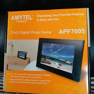 "Amytel 7"" Digital Photo Frame"