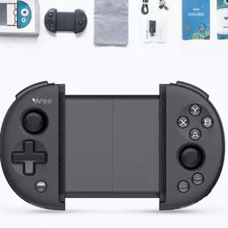 Mobile Game Controller (Bluetooth, iOS + Android)