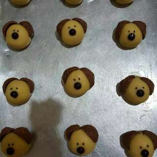 Doggie cookies