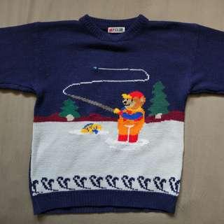kids' sweater