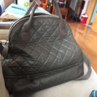 Chanel travel bag nylon