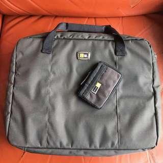 Case Logic 電腦袋及咭片包