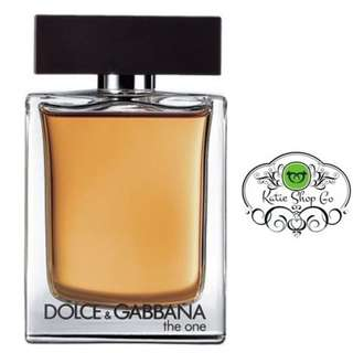 D & G - DOLCE & GABBANA The One Perfume FOR MEN