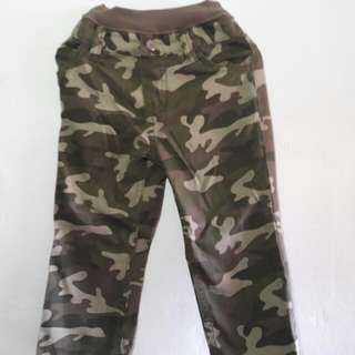 Army Long Pants