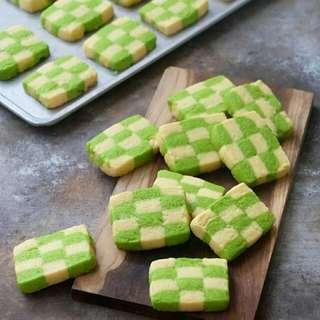Ketupat cookies
