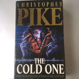 """Preloved """"The Cold One"""" by C. Pike"""