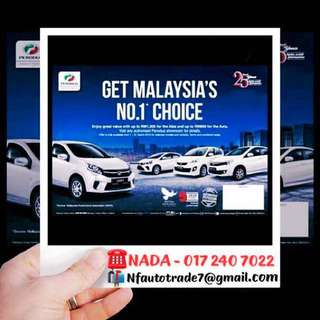 PERODUA MARCH REBATE‼️