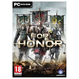 For Honor (PC Physical Disc)