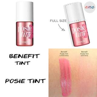 BN Full Size Benefit Posietint