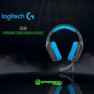 Logitech G430 (981-000538) Digital Gaming Headset