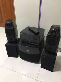 Home Theater system, Player, subwoofer, 5pcs 6pcs