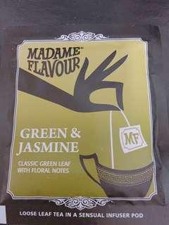 澳洲MadameFlavour 茉莉綠茶