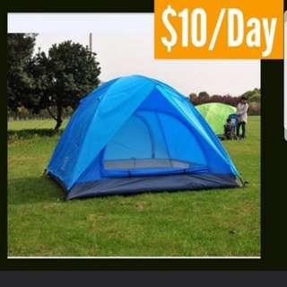 [RENTAL] 4 Men Camping Tent