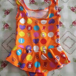 Girls Swimming Suit