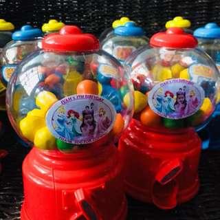 Candy Machine Souvenir