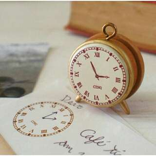 ONHAND: CLOCK STAMPS