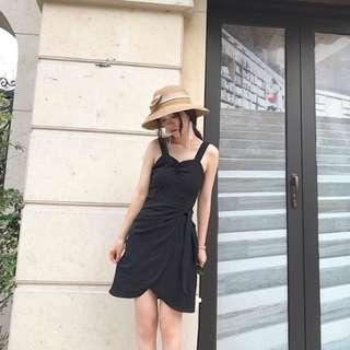 Sunny dress black import