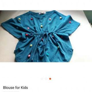 Blouse for Kids