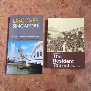 Singapore Guide Book + Comic
