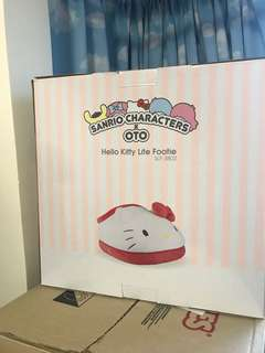 OTO hello Kitty 足部按摩器