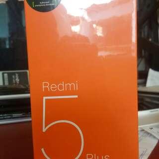 Xiaomi redmi 5 plus 4/64 black edition