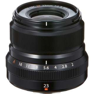 Fujifilm XF23mm F2 R WR Lens (Fujifilm Malaysia)