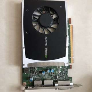 Display Card Nvidia Quadro 2000