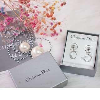 💥DIOR CD 耳環`💕頸鏈 PRADA CHANEL CELINE YSL