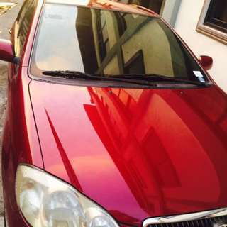 Rush sale toyota altis G automatic 2003 model