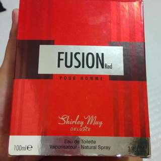 Fusion Red Shirley May Deluxe