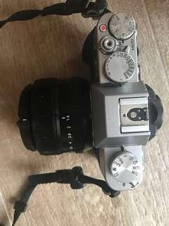 X-T10 & 90mm f2