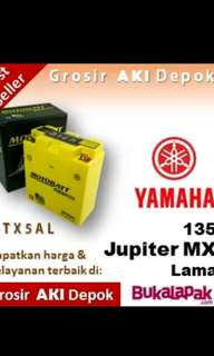 Battrai Aki Jupiter MX old (Spark 135)
