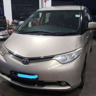 Toyota Previa 2.4A (8 Seater with 2 powerdoor)