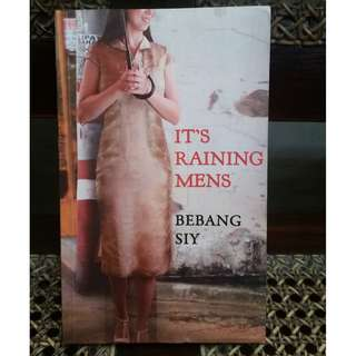 It's Raining Mens by Bebang Siy