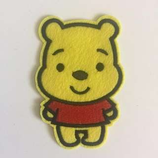 Winnie the Pooh patch