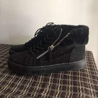 Charles & Keith Sneakers Black