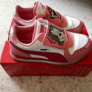 Kids puma tom & Jerry shoe
