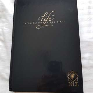 Life Application Bible NIV
