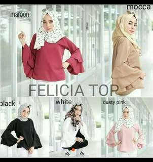 SS felicia bell blouse