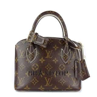Authentic Brand New Louis Vuitton Monogram Fall Winter 2012 Lockit BB LV
