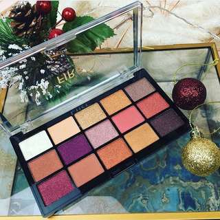 My Sign Fire Eyeshadow Palette by Makeup Revolution