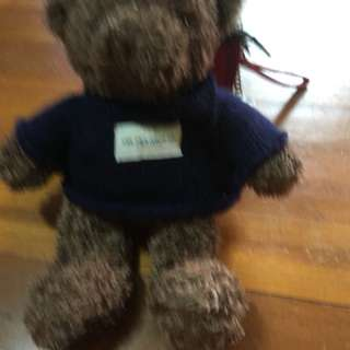 The Peranakan Singapore bear