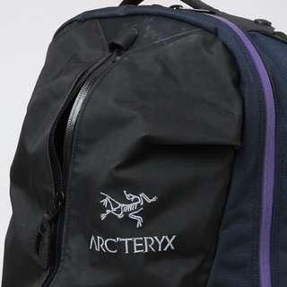 Arc'teryx Arro22 waterproof backpack 不死鳥 始祖鳥