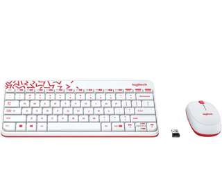 IN STOCK LOGITECH MK240 Wireless Compact Keyboard and Mouse