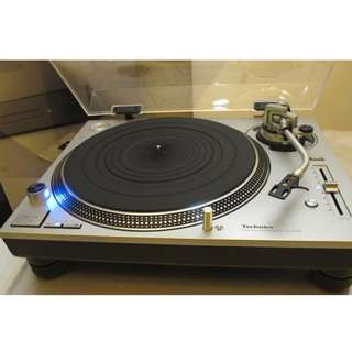 TECHNICS SL1200MK2 TURNTABLE (I have 2)