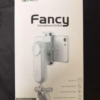 Wewow Fancy 手機智能穩定器(單軸)玫瑰金