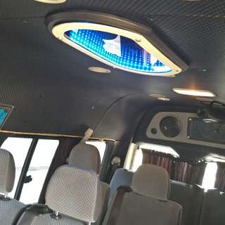 Toyota Hiace For Sale. One owner.