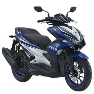 Yamaha New Arrive 155 Aerox $12.8k OTR Not Inclusive Insurance D/P $500 or $0 With out insurance (Terms and conditions apply. Pls call 67468582 De Xing Motor Pte Ltd Blk 3006 Ubi Road 1 #01-356 S 408700.