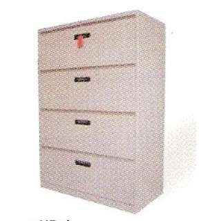Lateral Filing Cabinet 4 Drawers