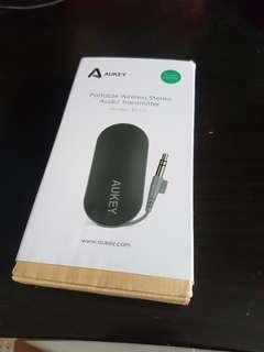Aukey Portable Wireless Stereo Audio Transmitter